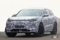 メルセデス・ベンツ EQCの対抗馬、アウディ新型EVクロスオーバーは「Q6 E-Tron」で決まりか!? - Audi Q6 1