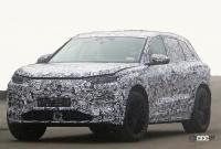 メルセデス・ベンツ EQCの対抗馬、アウディ新型EVクロスオーバーは「Q6 E-Tron」で決まりか!? - Audi Q6 2