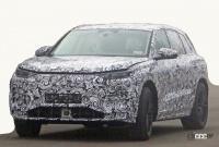 メルセデス・ベンツ EQCの対抗馬、アウディ新型EVクロスオーバーは「Q6 E-Tron」で決まりか!? - Audi Q6 5