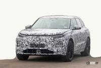 メルセデス・ベンツ EQCの対抗馬、アウディ新型EVクロスオーバーは「Q6 E-Tron」で決まりか!? - Audi Q6 8