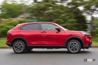 新型・ホンダ「ヴェゼル」はe:HEVのFFモデルか、ガソリンの4WDか。試乗した飯田裕子の選択はどっち? - honda_vezel_yuko_iida_impression_03