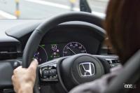 新型・ホンダ「ヴェゼル」はe:HEVのFFモデルか、ガソリンの4WDか。試乗した飯田裕子の選択はどっち? - honda_vezel_yuko_iida_impression_05