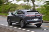 新型・ホンダ「ヴェゼル」はe:HEVのFFモデルか、ガソリンの4WDか。試乗した飯田裕子の選択はどっち? - honda_vezel_yuko_iida_impression_07