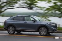 新型・ホンダ「ヴェゼル」はe:HEVのFFモデルか、ガソリンの4WDか。試乗した飯田裕子の選択はどっち? - honda_vezel_yuko_iida_impression_08