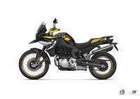 BMW伝統の冒険バイク「GS」シリーズ、F750GSとF850GSに40周年記念モデルが登場 - 202106_BMW F850GS_40Years_GS_Edition_02