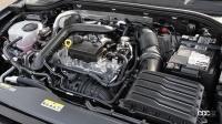新型ゴルフ8のエンジン