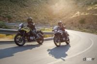 BMW伝統の冒険バイク「GS」シリーズ、F750GSとF850GSに40周年記念モデルが登場 - P90283258_highRes_bmw-f-750-gs-bmw-f-8