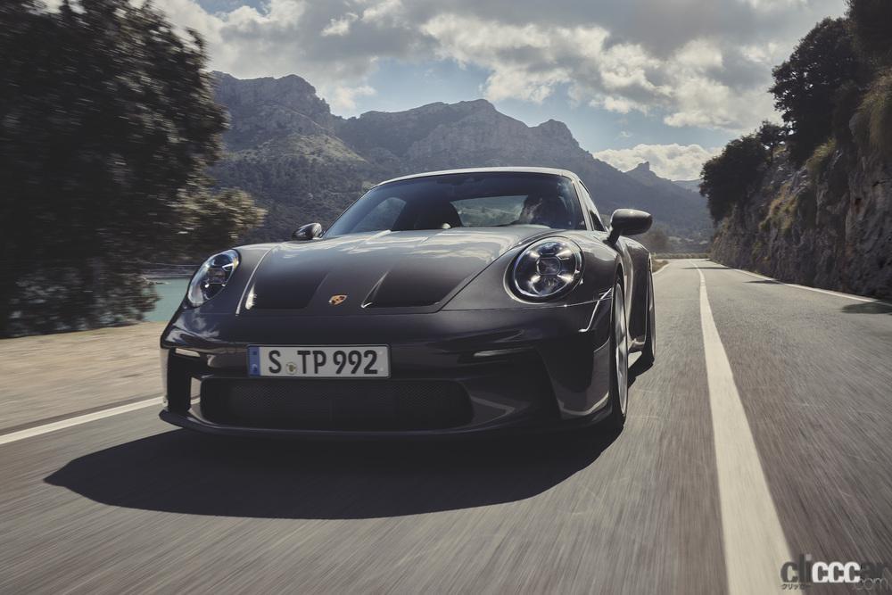 ポルシェ911ファン待望の新型「911 GT3ツーリングパッケージ」の予約受注がスタート