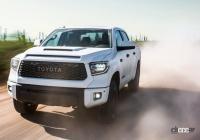 トヨタ新開発「iForceMax」搭載! 新型タンドラは「次世代の英雄」になる - toyota tundra_004