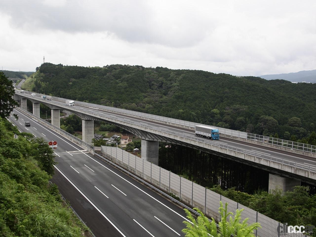 「日本の高速道路はたった4つ? 高速道路と自動車専用道路は違っていた!」の7枚目の画像