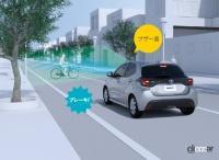 普及が進む運転支援システム搭載車! 6816人中33%が運転の経験あり、「駐車時」の作動が最多 - 2019toyota_yaris_pricrashsafety