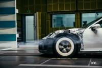 珠玉のポルシェ911ターボS! 最大800馬力の新型「GTstreet R」、世界初公開 - 2021-TECHART-GTstreet-R-13