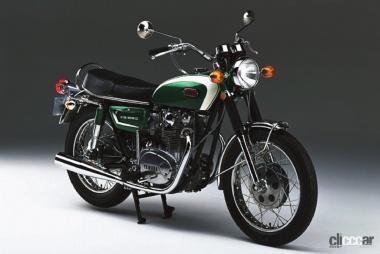 1970年発売のXS1