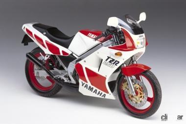 1985年発売のTZR250