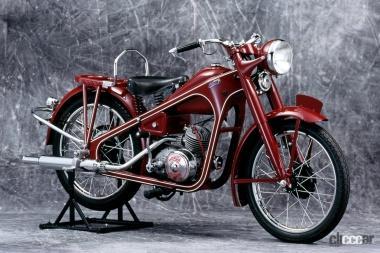1949年発売のドリームD型号