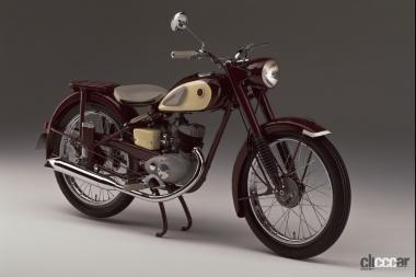 1954年発売のYA-1 (赤トンボ)