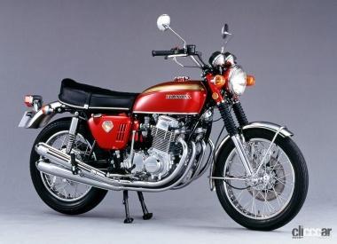 1969年発売のCB750FOUR