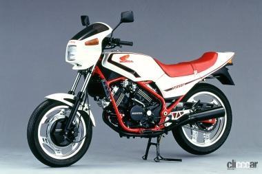 1982年発売のVT250F