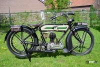 海外バイクメーカーの歩み概説:ダイムラーが発明した2輪車が進化しながら欧州と米国で発展【バイク用語辞典:バイクメーカーの歴史編】 - 1916年モデルH (C)Creative Commons