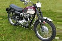 トライアンフの歩みとは?:自転車輸入から始まった世界最古といわれる英国バイクメーカー【バイク用語辞典:バイクメーカーの歴史編】 - 1959年T120ボンネビル(C)Creative Commons
