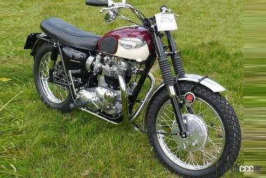 1959年T120ボンネビル(C)Creative Commons
