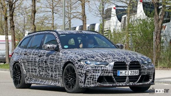 BMW M3 ツーリング_003