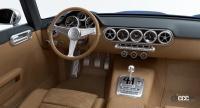 1952y・フェラーリ 250GT SWBへのオマージュ。RMLショートホイールベース、これがこだわりの車内だ! - RML-Short-Wheelbase-1a