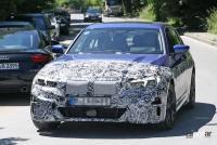 BMW・3シリーズのEVモデルは市販型に専用LED DRL装備か? - BMW i3 EV 5