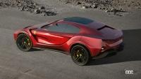 その名は「砂嵐」。フェラーリが新たなクロスオーバー計画中!? - Ferrari-SUV-2