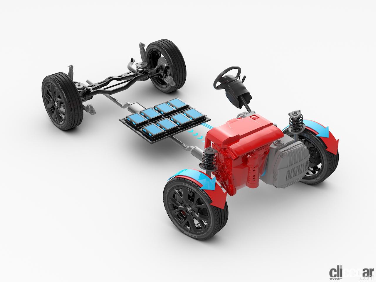 「シトロエン初のPHEVモデル「C5 エアクロス SUV プラグインハイブリッド」は、モーター走行のみで65kmの走行が可能」の2枚目の画像