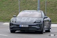 ポルシェEVセダン「タイカン」、パフォーマンスグレード「GTS」設定の噂! - Porsche Tycan GTS_002