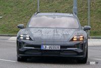 ポルシェEVセダン「タイカン」、パフォーマンスグレード「GTS」設定の噂! - Porsche Tycan GTS_003