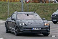 ポルシェEVセダン「タイカン」、パフォーマンスグレード「GTS」設定の噂! - Porsche Tycan GTS_004