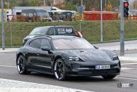ポルシェEVセダン「タイカン」、パフォーマンスグレード「GTS」設定の噂! - Porsche Tycan GTS_005