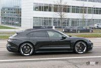 ポルシェEVセダン「タイカン」、パフォーマンスグレード「GTS」設定の噂! - Porsche Tycan GTS_007