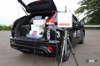特務機関NERV災害対策車両 参号機の装備品