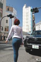 藤井マリー×トヨタ・ハイラックス