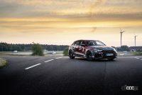 魅せたドリフト!アウディ「RS3」次期型、最高速は290km/h - 2022-Audi-RS-3-Sneak-Preview-004