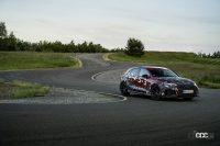 魅せたドリフト!アウディ「RS3」次期型、最高速は290km/h - 2022-Audi-RS-3-Sneak-Preview-005