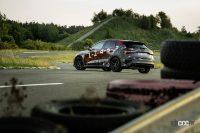 魅せたドリフト!アウディ「RS3」次期型、最高速は290km/h - 2022-Audi-RS-3-Sneak-Preview-009