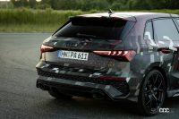 魅せたドリフト!アウディ「RS3」次期型、最高速は290km/h - 2022-Audi-RS-3-Sneak-Preview-018