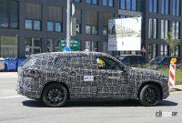 BMW新型フルサイズ・クロスオーバーSUV「X8/XM」、アグレッシブな排気口は本物か!? - BMW X8 7