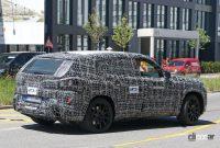 BMW新型フルサイズ・クロスオーバーSUV「X8/XM」、アグレッシブな排気口は本物か!? - BMW X8 8