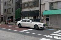 まだ発売前なのに東京で遭遇。メルセデスベンツ Sクラスの新型「マイバッハ」を発見! - S_maybach01