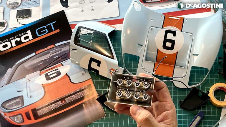 伝説のレーシングカー「フォードGT」が8/31まで再販【外部リンク】