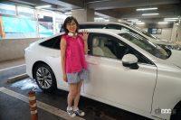 ドライバーのお一人、吉田由美さん
