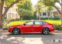 新型・ホンダ シビック、パフォーマンスモデルの「Si」はセダンにのみ設定か? - Honda-Civic_Sedan-2022-1280-0e