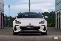 発売前の新型スバルBRZ用 STIパーツが続々発表! パフォーマンスアップ確実!! - MY21BRZSTI_0016