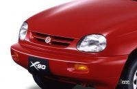 スズキ X-90は2シーターなのに3ボックス、しかもSUV?【ネオ・クラシックカー・グッドデザイン太鼓判「個性車編」第10回】 - x90-2