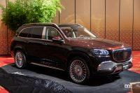 4人乗りのショーファードリブンSUV「メルセデス・マイバッハ GLS 600 4MATIC」が2729万円でデビュー - Mercedes_MAYBACH_GLS_20210702_10